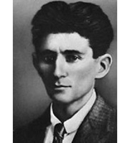 This is a picture of Franz Kafka