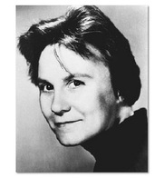 This is a picture of Harper Lee